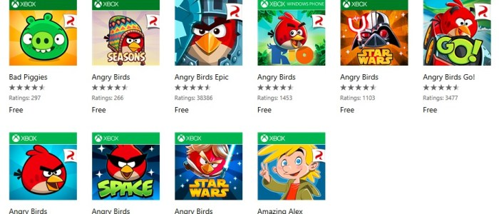 Angry Birds deal