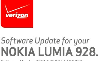 Verizon Lumia Denim update