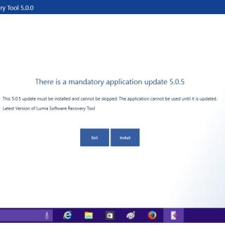 Lumia recovery tool 5.0.5