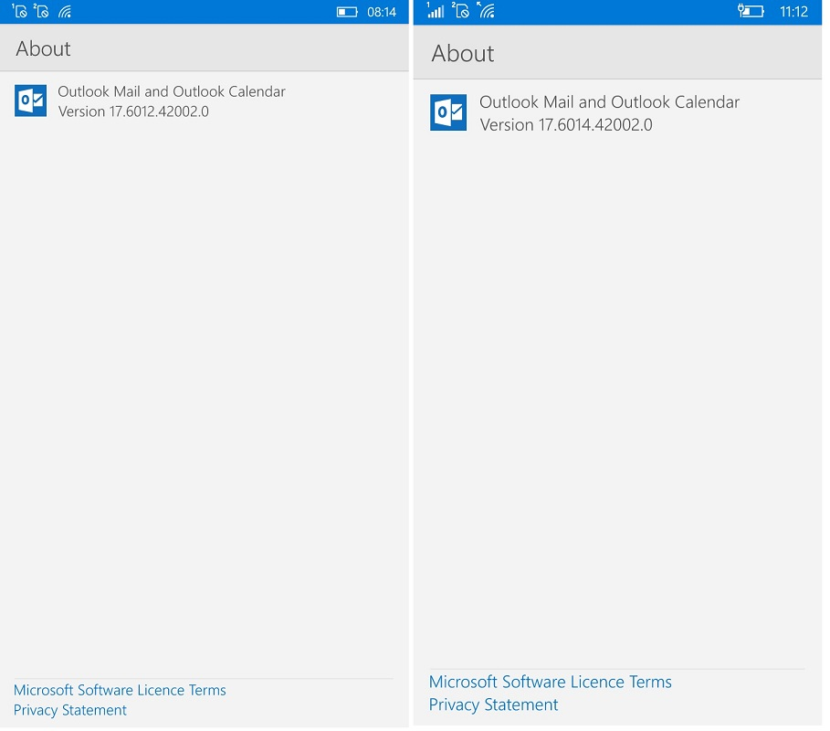 how to send & receive email on outlook windows app