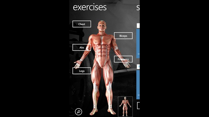 ... gym app for workout in gym and With this app you will loss weight and