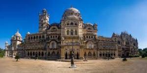 Places to Visit in Vadodara (baroda) and Bharuch - Makarpura Palace