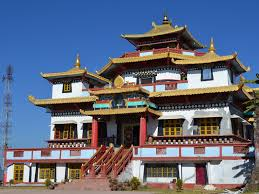 Places to visit in kalimpong Tibetan Monastery