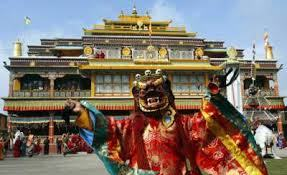 Festivals in Kalimpong Lepcha/Bhutia New Year's Day