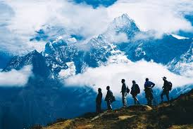 A must to do list in Adventure sports in Kangra Valley. Trekking
