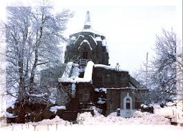 Places to Visit in Kashmir, Shankracharya temple