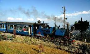 Toy Train, Darjeeling, India