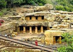 Bhubneswar Tourist places to visit in Bhubaneswar Sightseeing - Udaygiri