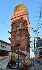 Mathura tourist places to visit in mathura sightseeing - Sati Burj