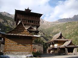 Tourist places to visit in Sangla valley hill station - Kamru Fort