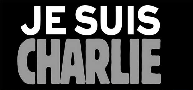 Political Cartoons In Response to Charlie Hebdo Attack