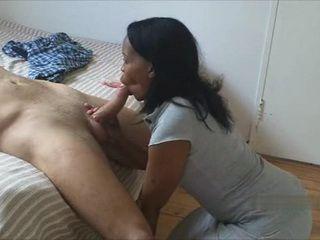 hotel maid blowjob