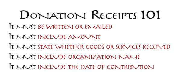 donation-receipts-101