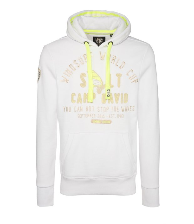 gewinnspiel camp david hoody windsurf sylt limited edition. Black Bedroom Furniture Sets. Home Design Ideas