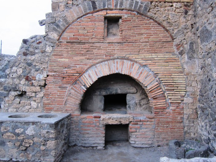 Brick oven pizza, anyone?