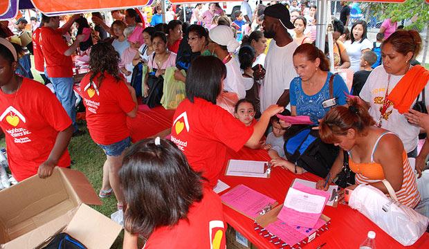 health fair campaign