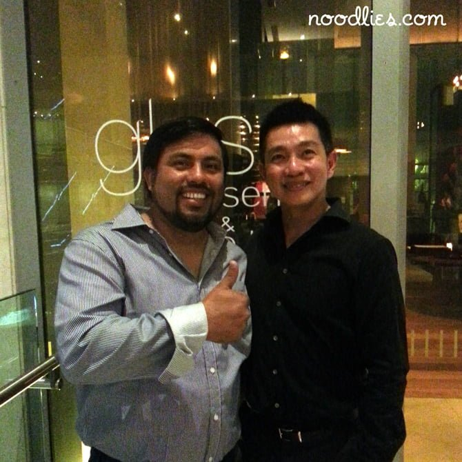 ricardo zarate and thang ngo, noodlies sydney food blog