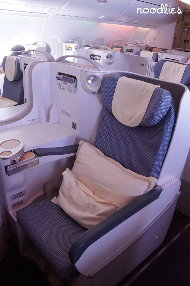 China Southern Airlines busines class