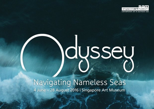 Odyssey - Navigating Nameless Seas