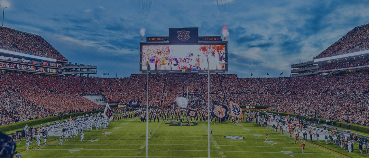 Get Hyped for Auburn Football 2016
