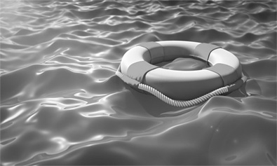 Life Preserver: A Meditation on Suffering
