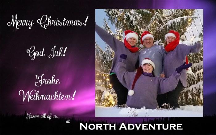 Christmas 2015 at North Adventure