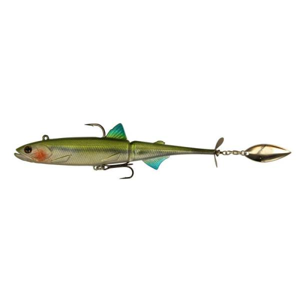 Westin HypoTeez Buzz 'N Blade - Smelt Colour | North Bay Outfitters