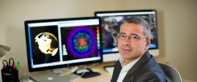 Alex Vespignani is the Sternberg Distinguished Professor of Physics, Computer Science and Health Sciences.