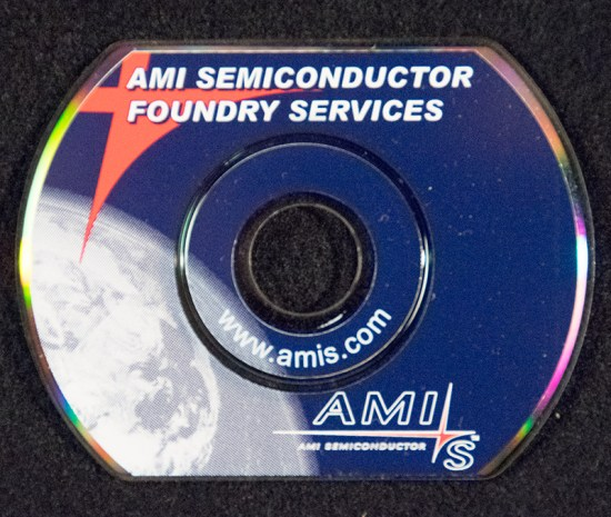 AMIS-FoundryCD
