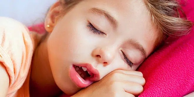 should I worry if my child snores