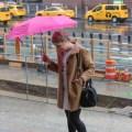 dressing for rain - new york fashion week day five