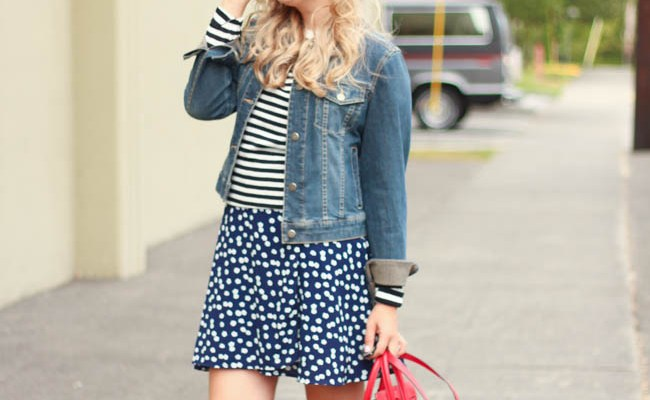 How to Re-Style Your Summer Dress for Fall