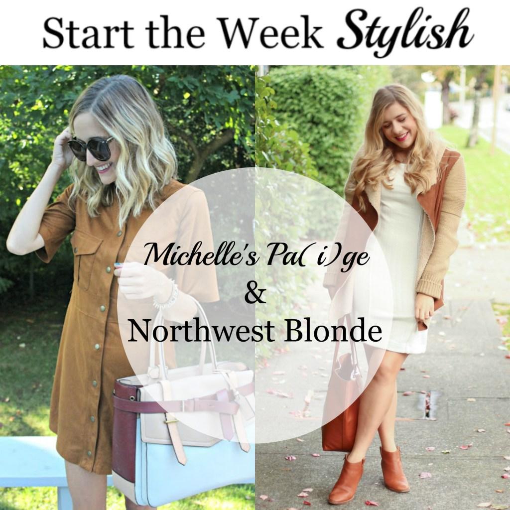 Start the Week Stylish blogger linkup