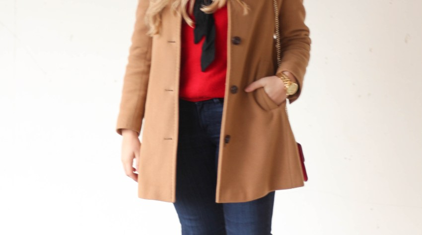 5 Ways to Wear Red for the Holiday + Giveaway