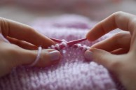 Picture-of-person-knitting