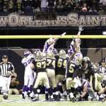 Saints cut kicker Garrett Hartley