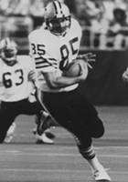 All Pro Tight End of the Saints Hoby Brenner