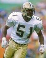 All Pro Dome Patrol Linebacker San Mills