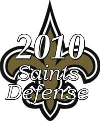 2010 New Orleans Saints Defense