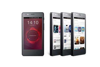 El primer smartphone con Ubuntu