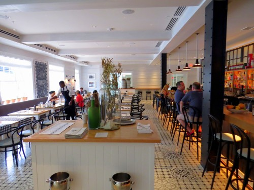 Pacci Italian Kitchen + Bar - The Brice by Kimpton