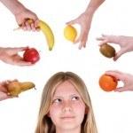 La Dieta en los Niños