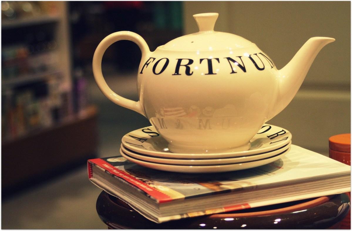 Notas sobre cómo beber té como un inglés