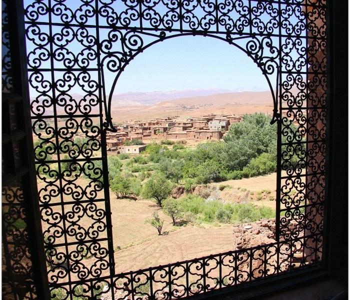 Kasbah de Telouet Marruecos