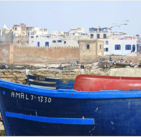 Notas sobre el color de Essaouira