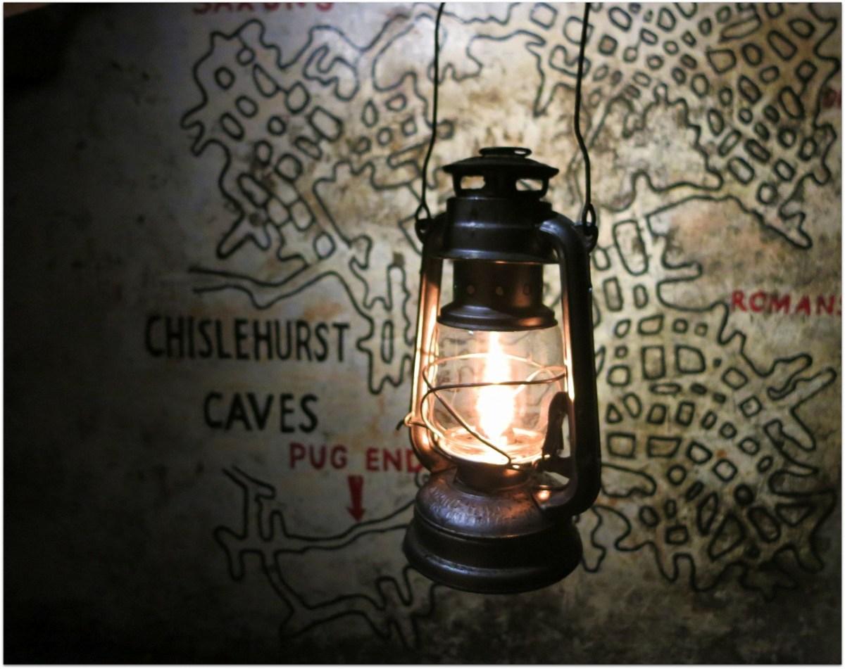 Notas desde las cuevas de Chislehurst
