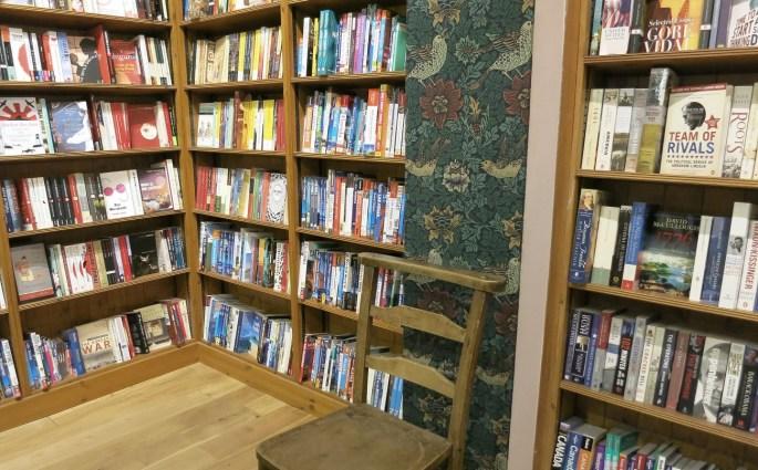 lugares del Londres literario