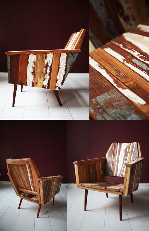 reMADE armchair
