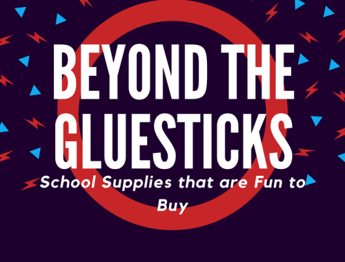 School supplies to buy that aren't on your typical list and will bring a smile to your kids faces.