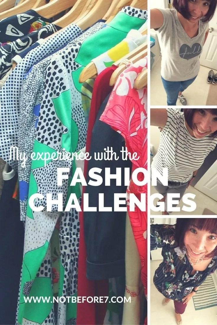 Fall Fashion Challenge